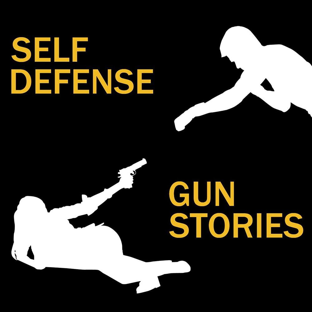 Self Defense Gun Stories (SDGS) Logo
