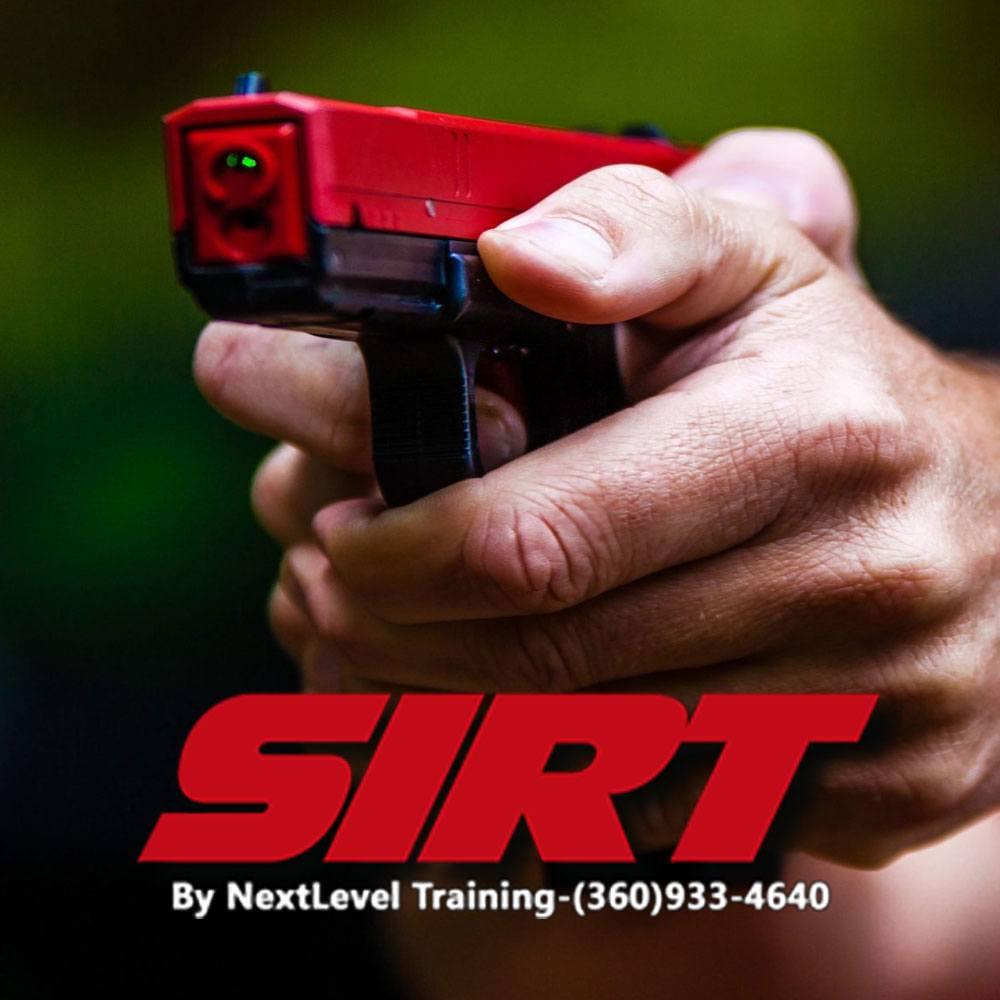 SIRT by Next Level Training Logo