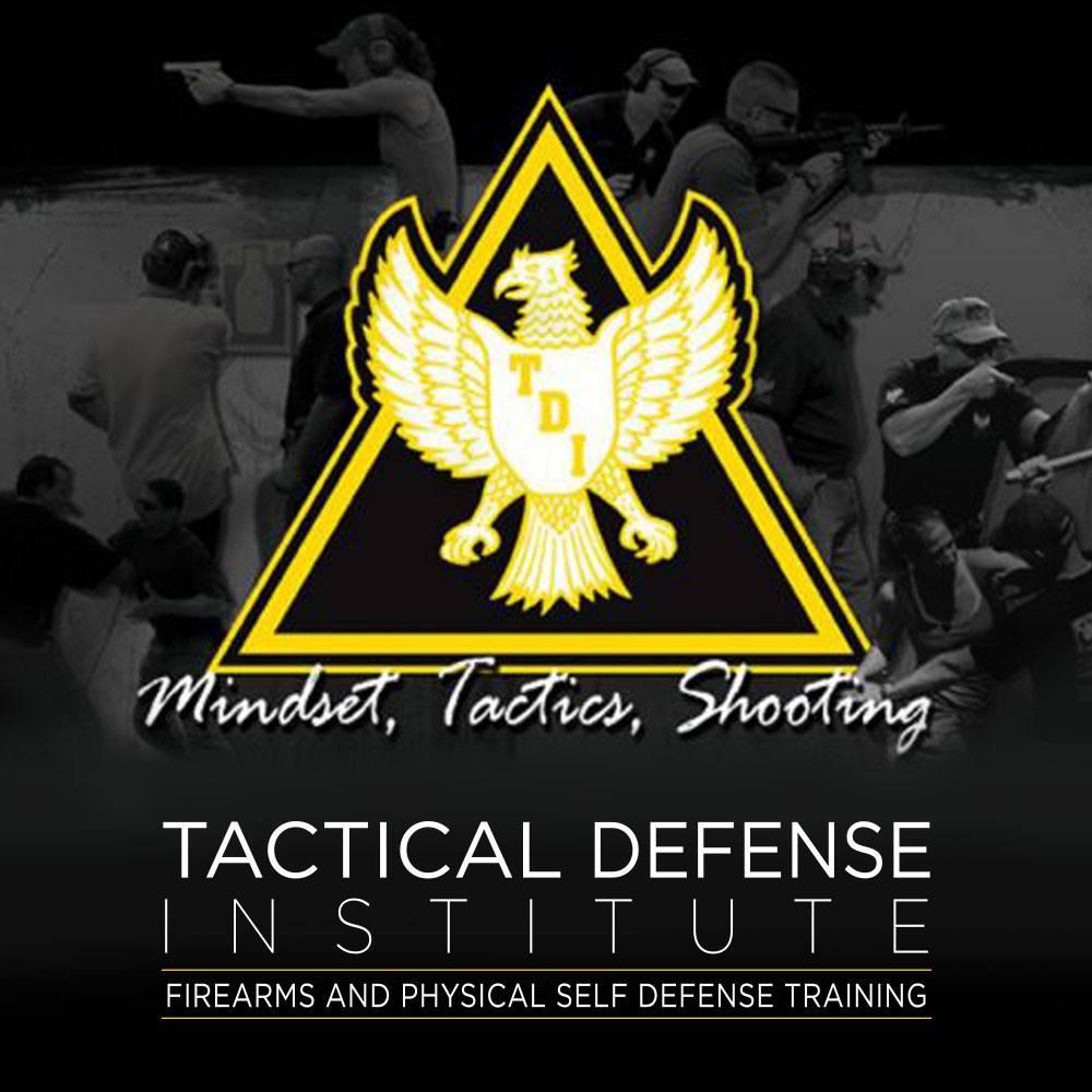Tactical Defense Institute Logo